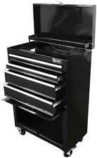 Rolling Cart Tool Box Chest With Wheel On Cabinet Storage Drawer Garage Mechanic