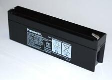 4 x Panasonic Blei Gel-Akku 12V 2,2Ah LC-R122R2PG PD