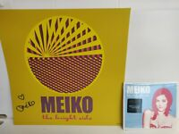 Meiko - The Bright Side - Meiko CD GSVG AUTOGRAPHED NEW