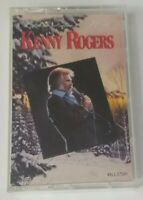 Christmas With Kenny Rogers Cassette 1991 EMI Capitol Records Tape