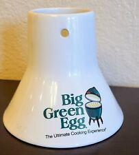 Big Green Egg Sittin' Chicken Ceramic Vertical Chicken Roaster Stand