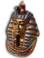 Katherine´s Collection Christbaumkugel Glaskugel Ägypten Pharao Tutanchamun NEU