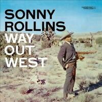 SONNY ROLLINS WAY OUT WEST [12/1] NEW VINYL