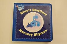 BLUE'S CLUES Blues Bedtime NURSERY RHYMES 2003 (Great Collection)