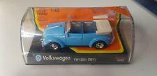 New-Ray VW Volkswagen Beetle 1200 diecast 1:43 scale 1951 model in perspex