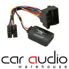 Blaupunkt BMW 3 5 Series X5 X3 Mini Flat Pin Car Stereo Steering Wheel Interface