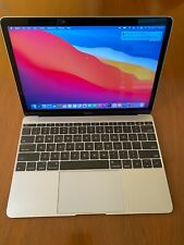 """MacBook Core i7 1.4 GHz 12"""" (Mid-2017) 512 GB SSD 16GB RAM Excellent Condition"""