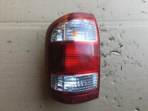 Nissan Pathfinder Left Tail Light R50 02/1999-06/2005