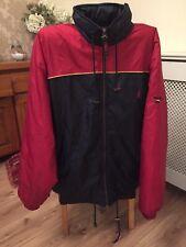 "Official Liverpool F.C Vintage 90's Padded Winter Jacket  Reebok Large Mens 50"""