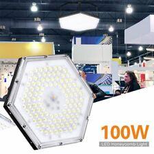 100W LED Hallenleuchte Lager Werkstatt Garagen Licht Industrie Coole Lampe IP65