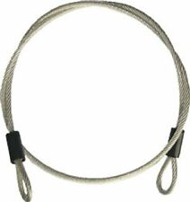 REO Real Estate Steel Cable For Key Storage With Lock Box