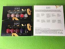 Opi Mini XoXo Collection Holiday 2017 Nail Lacquer Set of 10 Mini's