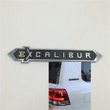 For Toyota Land Cruiser 200 EXCALIBUR Rear Trunk Emblem Side Fender Nameplate