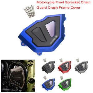 For Kawasaki Z900 17-19 Motorcycle Front Sprocket Crash Frame Cover Protective