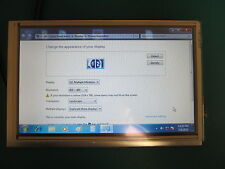 """AUO 7.0"""" 800X480 LCD - G070VW01 V0 with AMT 9545 Resistive Touch"""