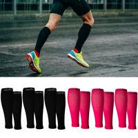 3pk Calves Graduated Compression Sleeves For Leg Shin Splints Basketball Running