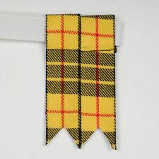 McLeod Dressed  Adult Garter Sock Scottish Kilt Flashes SALE