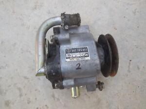Porsche 924 Emission Smog Air Pump # 2 C#11 047 131 021