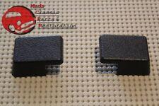 70-77 Firebird Door Pull Strap Covers, set of 2, 2 per door, 4 req per car