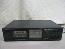 Vintage Onkyo Ta-R22 Stereo Cassette Deck Tape Deck Made Japan Great Condition