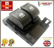FIAT DOBLO 2010- FIORINO QUBO 2007-   NEW 2 WAY WINDOW SWITCH LH  735461275