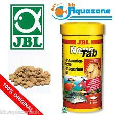 JBL NovoTab novo tab * fish food * fish tank * original * TABLET