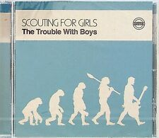 Scouting For Girls-The Trouble With Boys CD 2019 *NEW Grown Up/Dancing With You