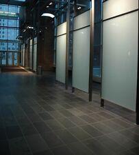 Brazilian Black Riven Slate Floor & Wall Tile Sample - 100x100mm