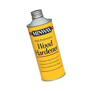 Minwax 41700000 High Performance Wood Hardener, pint 1 Pint
