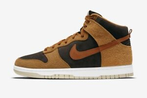 Nike Dunk High Premium 'Dark Russet' *ORDER CONFIRMED* Free Shipping
