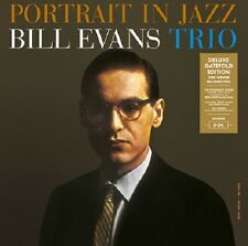 Bill Evans PORTRAIT IN JAZZ (DELUXE) 180g GATEFOLD Dol NEW SEALED VINYL LP
