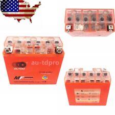 UT12B-4 YT12B-4 YT12B-BS Battery for Yamaha YZF-R6 FZ6, R SRX600 Triumph Tiger