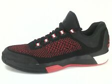 Adidas Crazy Light Boost Stableframe Primeknit Q16092 Black Red Shoes US 12.5