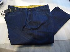 "DESIGNER NEW  JEANS BY ""BILLIONAIRE"", MADE IN ITALY. US SIZE - 40. US-38/40"