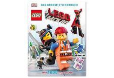The LEGO® Movie Das große Stickerbuch (Taschenbuch)  UNGENUTZT