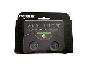 KontrolFreek Destiny Thumbsticks for Xbox One Series X/S New CQC Gray