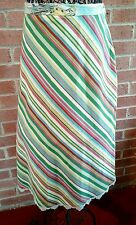 Tasha Polizzi Saddleblanket & Co Long Skirt Size Large Cotton USA