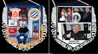 FANION WIMPEL PENNANT MONTPELLIER / HOMMAGE A LOULOU NICOLLIN
