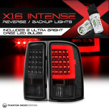 [CREE LED BACKUP] 07-13 GMC Sierra [Plug&Play] Error Free LED Brake Tail Lights