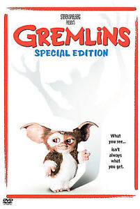 Gremlins (DVD, 2007) SEALED