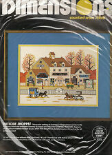 Charles Wysocki Antique Shoppes Cross Stitch Cafe Liberty Quilts Books Horses