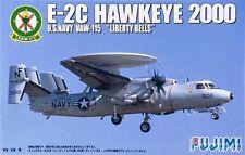 E2C HAWKEYE 2000 'LIBERTY BELLS' (VAW-116, USS KITTY HAWK MKGS) 1/72FUJIMI RARE