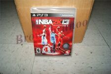 NBA 2K13 PS3 2K Sports Basketball New Sealed