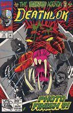 Deathlok 13 Marvel 1991 Series Nm 2nd V Vol Volume 2 V2