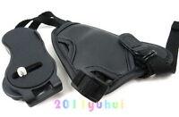 New pu Leather Hand Grip Wrist Strap for DSLR/SLR Canon Nikon Sony Pentax Camera