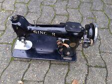 4mm Zick Zack Nähmaschine SINGER Leder Planen Baumwolle