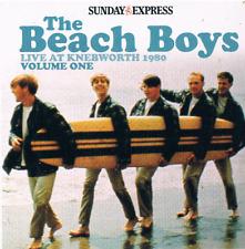 The Beach Boys - Live At Knebworth 1980 CD1 + 2 - Music CD N/Paper
