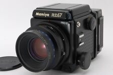 【Near Mint】Mamiya RZ67 Pro II with SEKOR Z 110mm f/2.8 W + 120 Film Back 229N