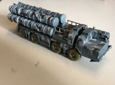S-300 SA-10 Grumble Missile Launcher Military Snap Fit Kit No Glue Required