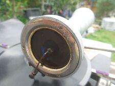 Seltenes kleines Grammophon Gramophone Alutrichter